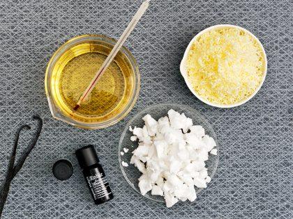 Ingredienser för DIY hudvård – vikt, volym och omvandlingkalkylator
