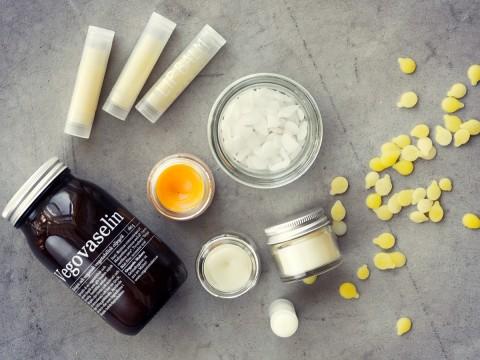 DIY lip balms - organicmakers.se