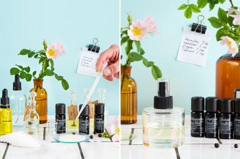DIY ekologisk parfymolja - organicmakers.se