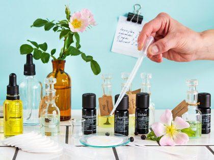 Eteriska oljor – naturlig doft, hudvård och aromaterapi