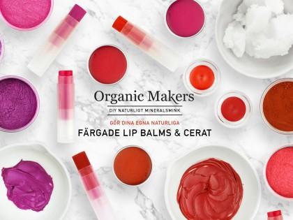 DIY – gör dina egna färgade lip balms och cerat
