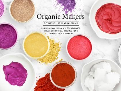 DIY Mineralsmink; mica, pigment och mineralbaser