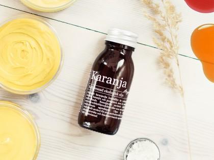 Karanjaolja och solskyddande egenskaper av vegetabiliska oljor