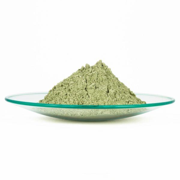 Grön lera Montmorillonite
