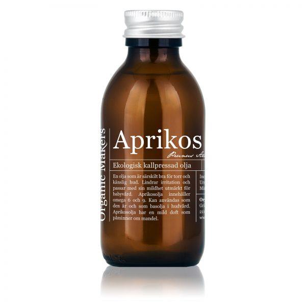 Ekologisk aprikoskärnolja