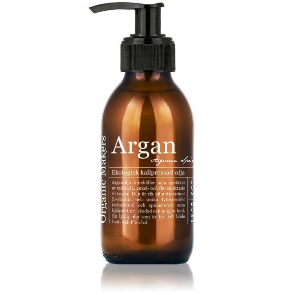 Ekologisk Arganolja - Organic Makers