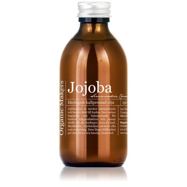 Ekologisk kallpressad jojobaolja