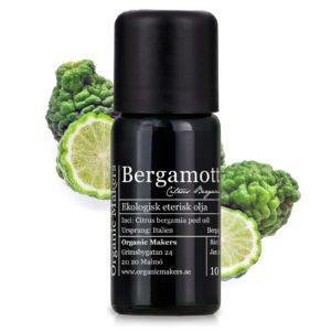 Bergamott Eterisk olja - ekologisk