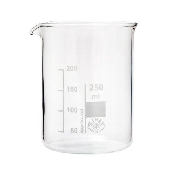 Glasbägare 250 ml