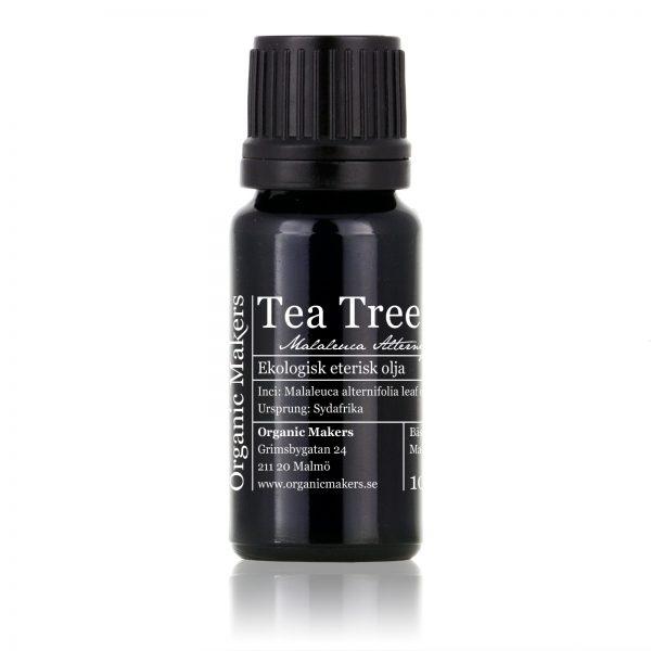 Eterisk olja Tea Tree - ekologisk