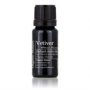Eterisk olja Vetiver - ekologisk Vetiverolja