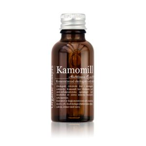 kamomillextrakt kamomillolja 30ml - organicmakers.se