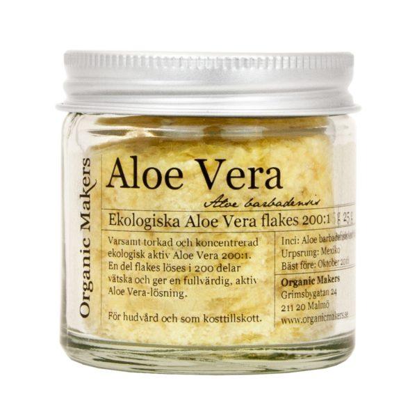 Ekologisk Aloe Vera