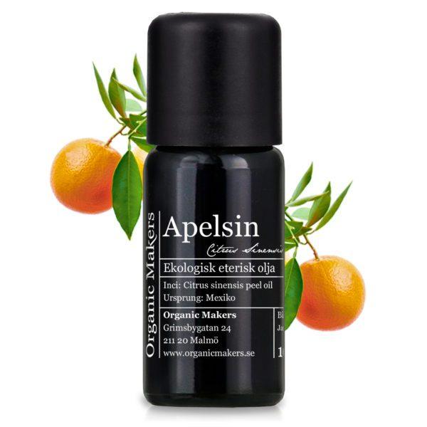 Eterisk olja Apelsin - ekologisk