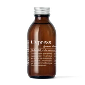 Cypresshydrolat eko för hudvård - organicmakers.se