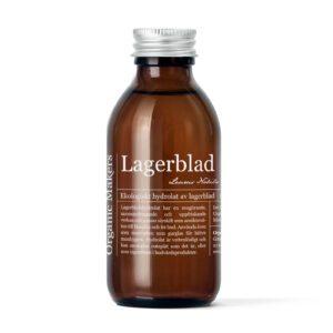 Lagerbladshydrolat eko för hudvård - organicmakers.se