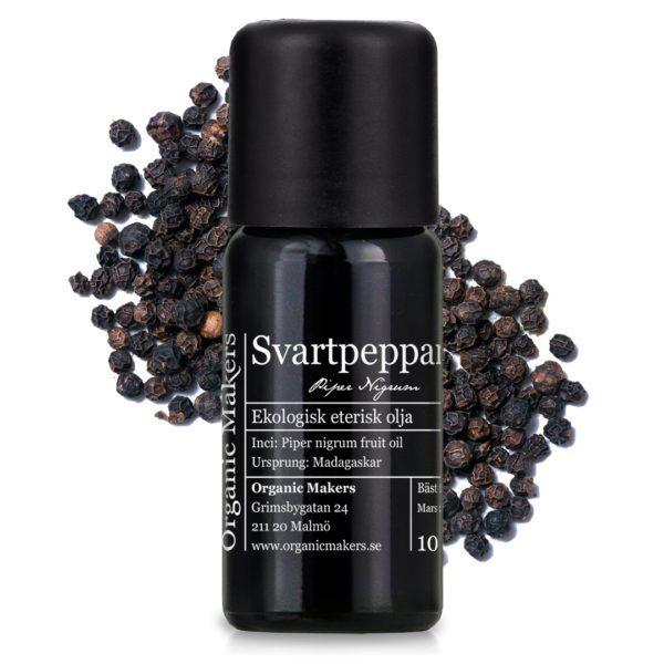 Eterisk olja svartpeppar - Ekologisk