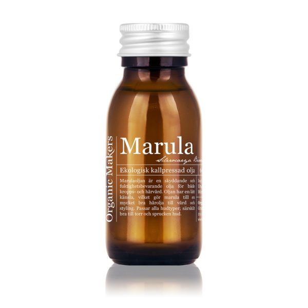 Marulaolja kallpressad ekologisk