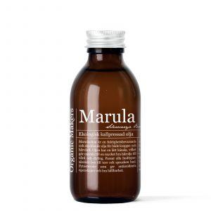Marulaolja kallpressad ekologisk för DIY hudvård