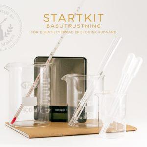 Startkit utrustning