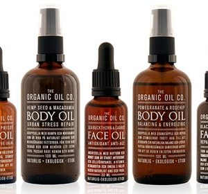 The Organic Oil Co