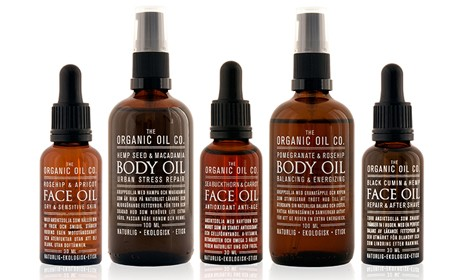 The Organic Oil Co