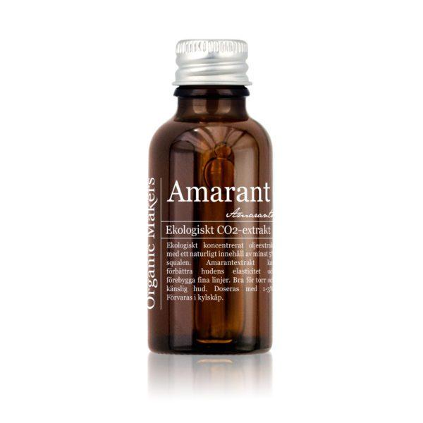 Amarantextrakt för DIY hudvård 30ml