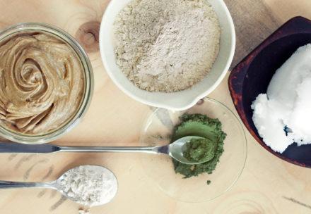 DIY Rengöringspasta med rassallera & kokos
