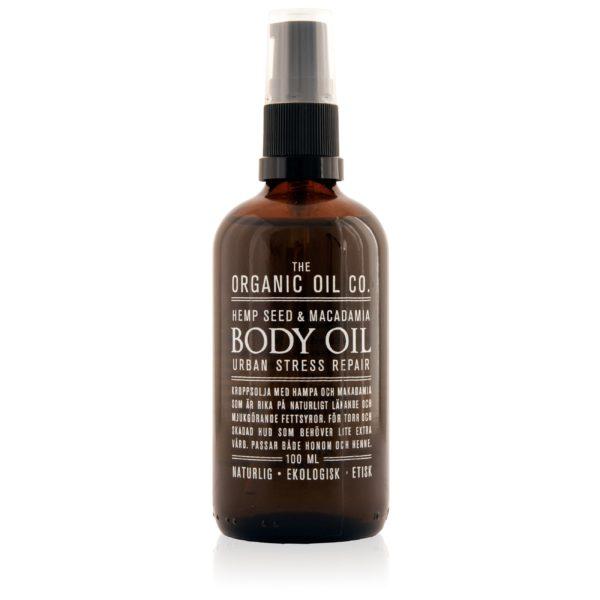 Body Oil Urban Stress Repair