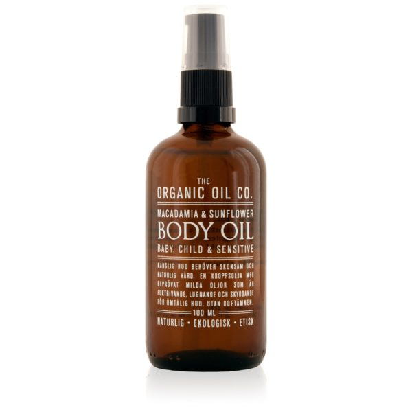 Body Oil Baby, Child & Sensitive