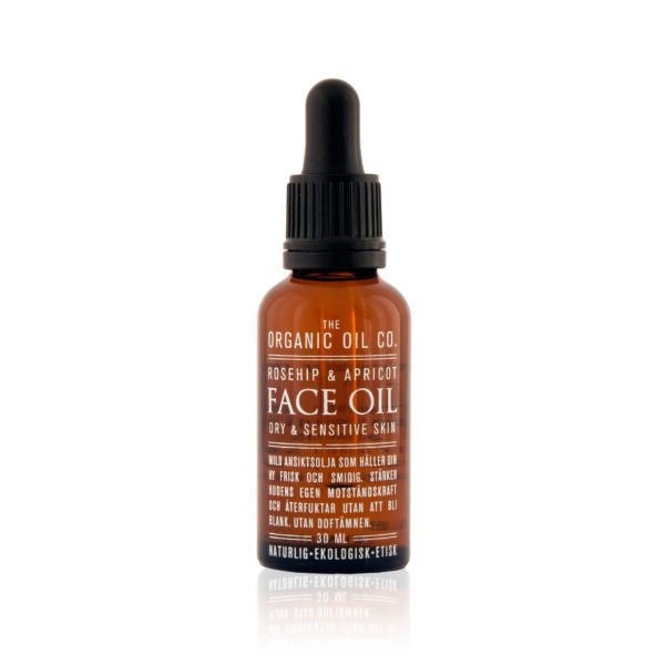 Face Oil Dry & Sensitive