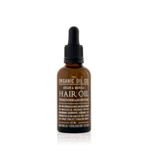 Hair Oil Strengthening & Nourishing