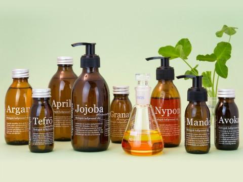 Ekologiska oljor - organicmakers.se