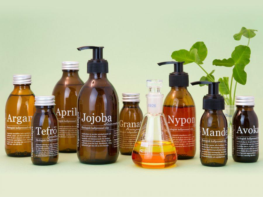 naturlig hudvård recept