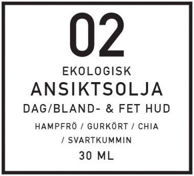 DIY Ansiktsolja för blandhy och hy med acne - organicmakers.se