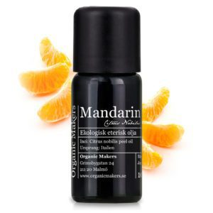 Eterisk olja Mandarin Grön - Ekologisk