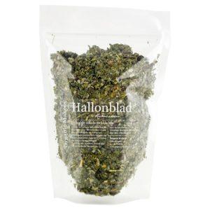 Hallonblad