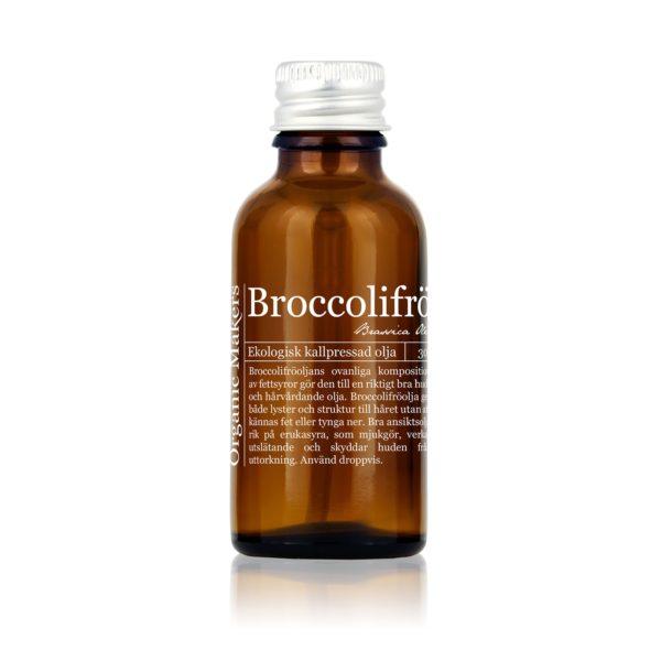 Ekologisk broccolifröolja