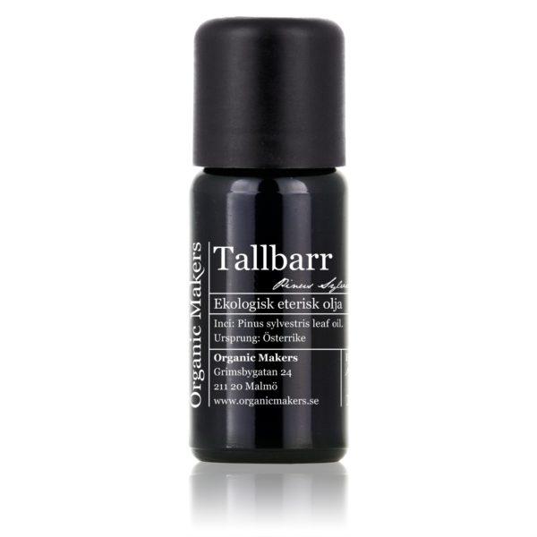 Eterisk olja Tallbarr - Ekologisk Tallbarssolja
