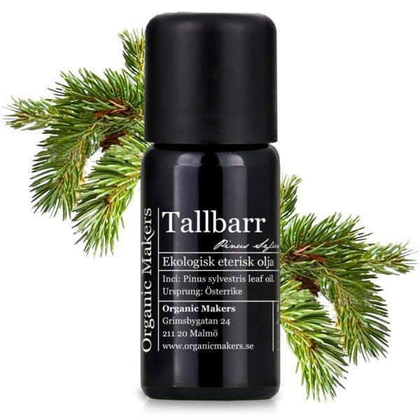 Eterisk olja Tallbarr - Ekologisk
