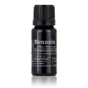 Eterisk olja Benzoin - ekologisk