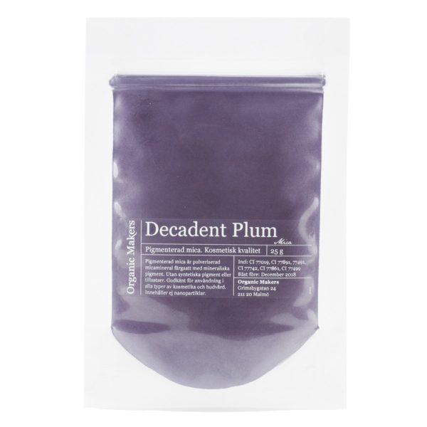 Decadent Plum Mica