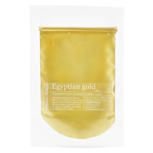 Egyptian gold mica