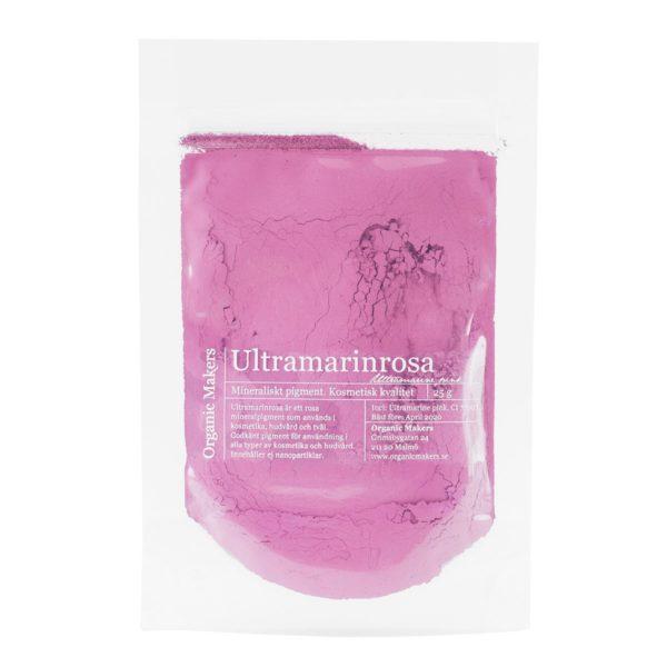 Ultramarinrosa pigment