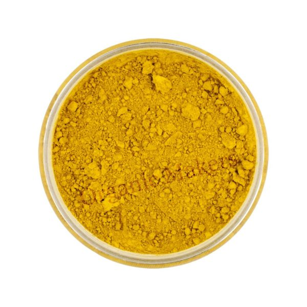 Gul järnoxid pigment
