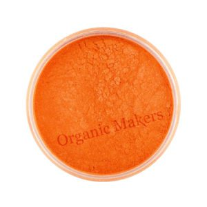 Radical Orange Mica - Organic Makers