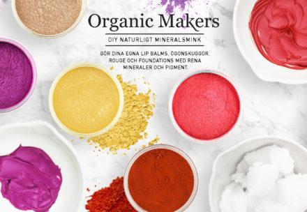mineralsmink, mica, mineraler och pigment