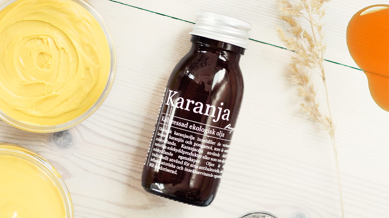 Karanjaolja pongamia glabra seed oil