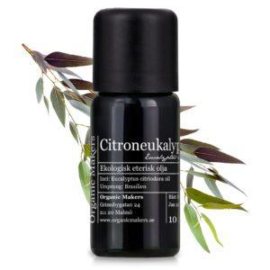 Citroneukalyptus Eterisk olja - Ekologisk
