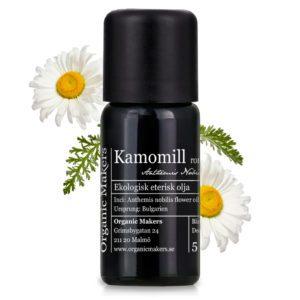 Eterisk olja romersk kamomill - ekologisk